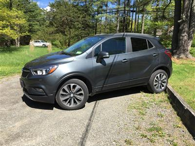 2017 Buick Encore lease in WOODSTOCK,NY - Swapalease.com