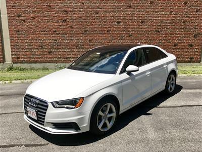 2016 Audi A3 lease in Waltham,MA - Swapalease.com