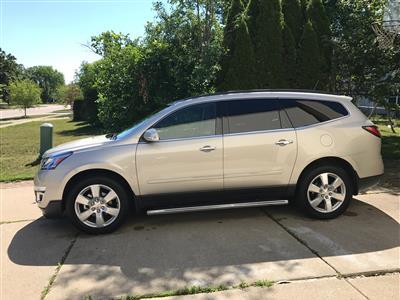 2017 Chevrolet Traverse lease in Canton,MI - Swapalease.com