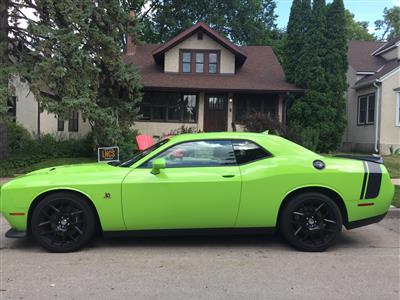 2015 Dodge Challenger lease in Minneapolis ,MN - Swapalease.com