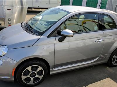 2015 Fiat 500e lease in Irvine,CA - Swapalease.com