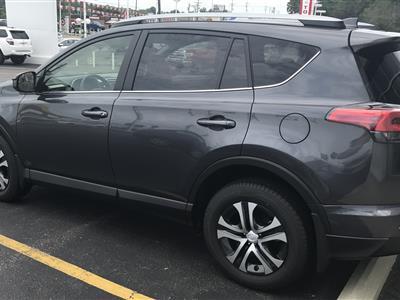 2017 Toyota RAV4 lease in Cincinnati,OH - Swapalease.com