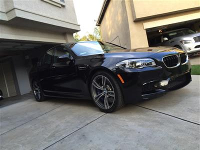 2016 BMW M5 lease in Stockton,CA - Swapalease.com