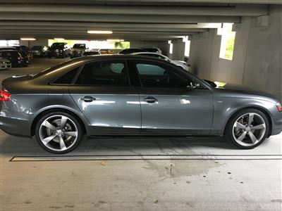 2015 Audi A4 lease in Chicago,IL - Swapalease.com