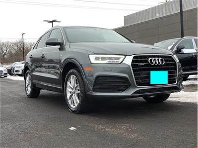 2017 Audi Q3 lease in Jersey City,NJ - Swapalease.com