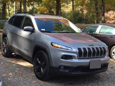 2016 Jeep Cherokee lease in Boston,MA - Swapalease.com