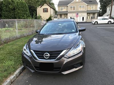 2016 Nissan Altima lease in Kenilworth,NJ - Swapalease.com