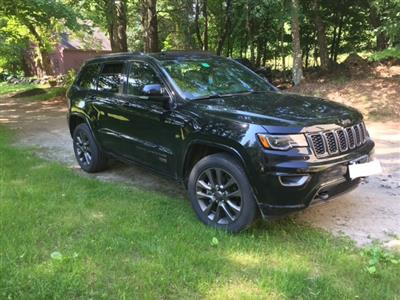2017 Jeep Grand Cherokee lease in Concord,NH - Swapalease.com