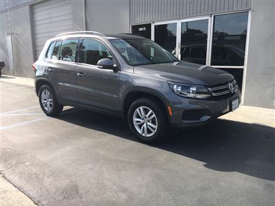 2016 Volkswagen Tiguan lease in Huntington Beach,CA - Swapalease.com