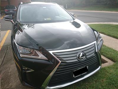 2016 Lexus RX 350 lease in Alexandria,VA - Swapalease.com