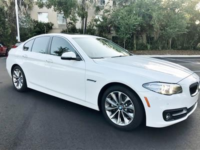 2016 BMW 5 Series lease in MOUNT PLEASANT,SC - Swapalease.com