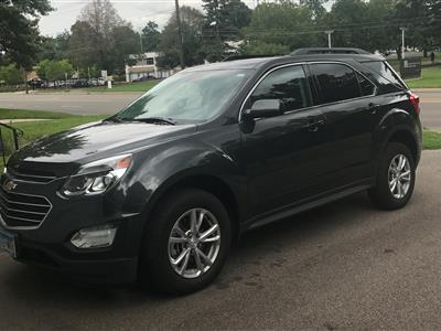 2017 Chevrolet Equinox lease in Crystal,MN - Swapalease.com