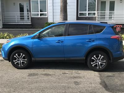 2017 Toyota RAV4 lease in Los Angeles,CA - Swapalease.com