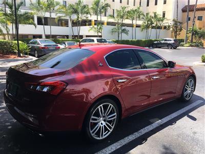 2015 Maserati Ghibli lease in West Palm Beach,FL - Swapalease.com
