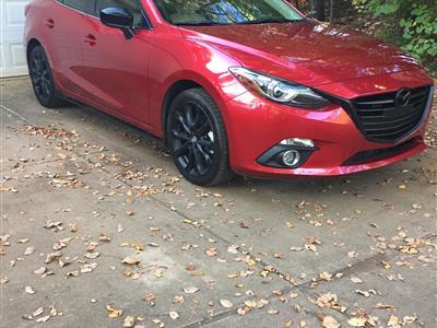 2015 Mazda MAZDA3 lease in Charlotte,NC - Swapalease.com