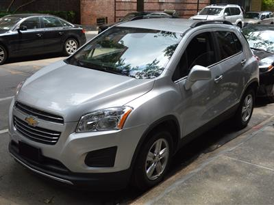 2016 Chevrolet Trax lease in West DesMoines,IA - Swapalease.com