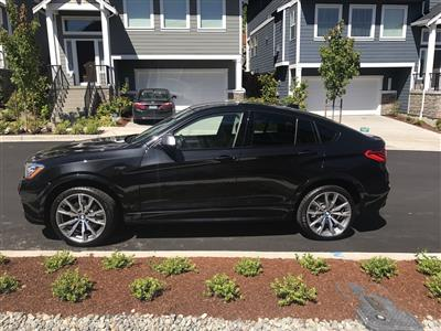 2017 BMW X4 lease in Seattle,WA - Swapalease.com