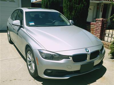 2016 BMW 3 Series lease in San Jose,CA - Swapalease.com
