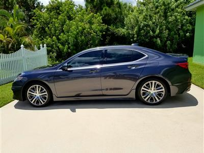 2015 Acura TLX lease in West Palm Beach,FL - Swapalease.com