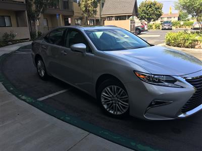 2016 Lexus ES 350 lease in Orange,CA - Swapalease.com