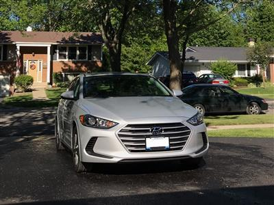 2017 Hyundai Elantra lease in Darien,IL - Swapalease.com