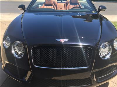 2015 Bentley Continental GTC V8 lease in Laguna Niguel,CA - Swapalease.com