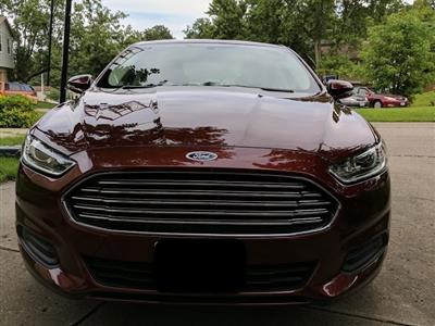 2016 Ford Fusion lease in Miamisburg,OH - Swapalease.com