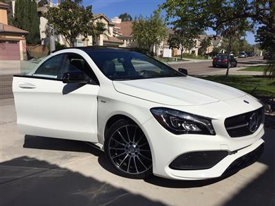 Mercedes Benz Cla Coupe Cla250 Lease Deals In California