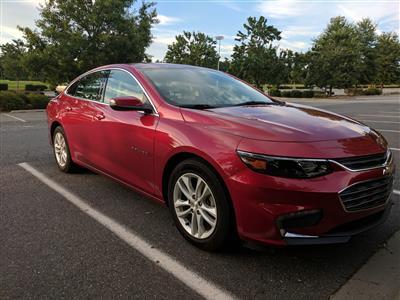 2016 Chevrolet Malibu lease in Huntersville,NC - Swapalease.com