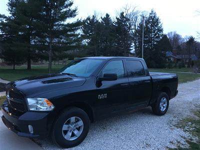 2017 Ram Ram Pickup 1500 lease in Copley,OH - Swapalease.com