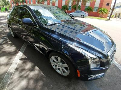 2016 Cadillac ATS lease in St. Petersburg,FL - Swapalease.com