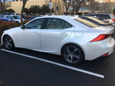 2017 Lexus IS 200t lease in San Jose,CA - Swapalease.com