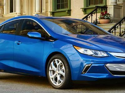 2017 Chevrolet Volt lease in Mountlake Terrace,WA - Swapalease.com