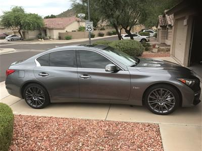2016 Infiniti Q50 lease in Southington,CT - Swapalease.com