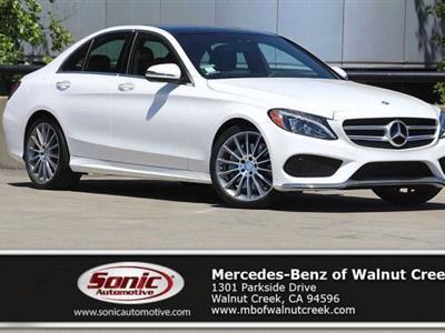 2017 Mercedes-Benz C-Class lease in Walnut Creek,CA - Swapalease.com