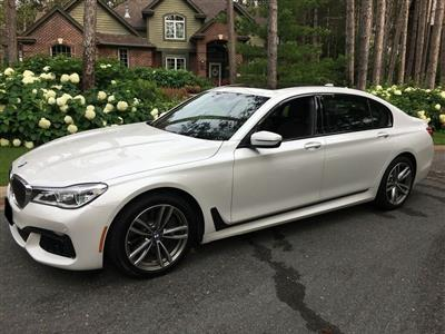 2016 BMW 7 Series lease in Mahtomedi,MN - Swapalease.com