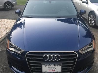 2016 Audi A3 lease in manalapan,NJ - Swapalease.com