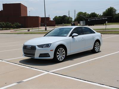 2017 Audi A4 lease in Corinth,TX - Swapalease.com