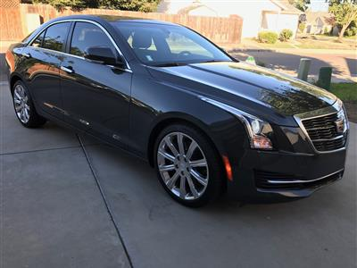 2016 Cadillac ATS lease in Fresno,CA - Swapalease.com