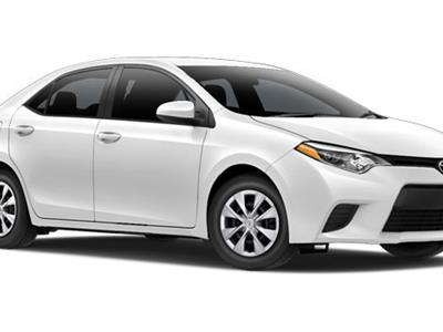 2016 Toyota Corolla lease in Springfield,MA - Swapalease.com