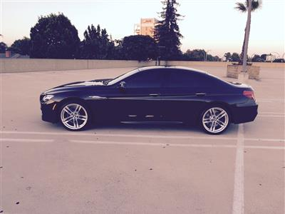 BMW 6Series 640i Gran Coupe Lease Deals  Swapaleasecom