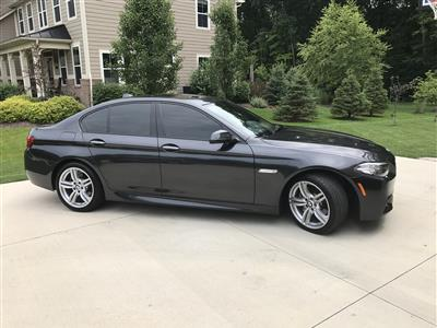 2015 BMW 5 Series lease in Galena,OH - Swapalease.com