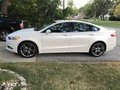 2016 Ford Fusion Energi lease in glendale,WI - Swapalease.com