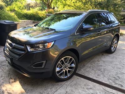2015 Ford Edge lease in San Jose,CA - Swapalease.com