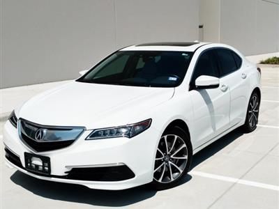 2015 Acura TLX lease in Irving,TX - Swapalease.com