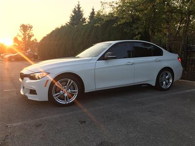 2016 BMW 3 Series lease in Woodride,IL - Swapalease.com