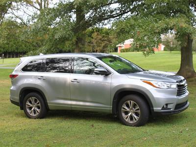 2015 Toyota Highlander lease in Pottstown,PA - Swapalease.com