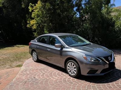 2016 Nissan Sentra lease in Augoura Hills,CA - Swapalease.com