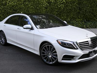 2016 Mercedes-Benz S-Class lease in Windham,NH - Swapalease.com