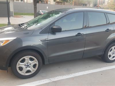 2017 Ford Escape lease in Dallas,TX - Swapalease.com
